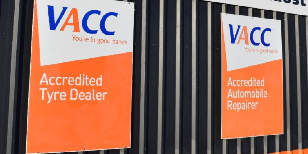 VACC Accredited Workshop